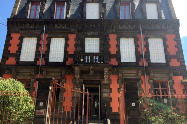 2018 Résidence Chavarot façade