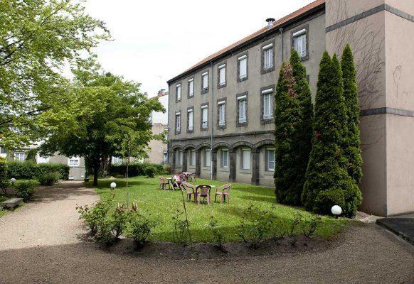 Jardin Salle Saint Eutrope