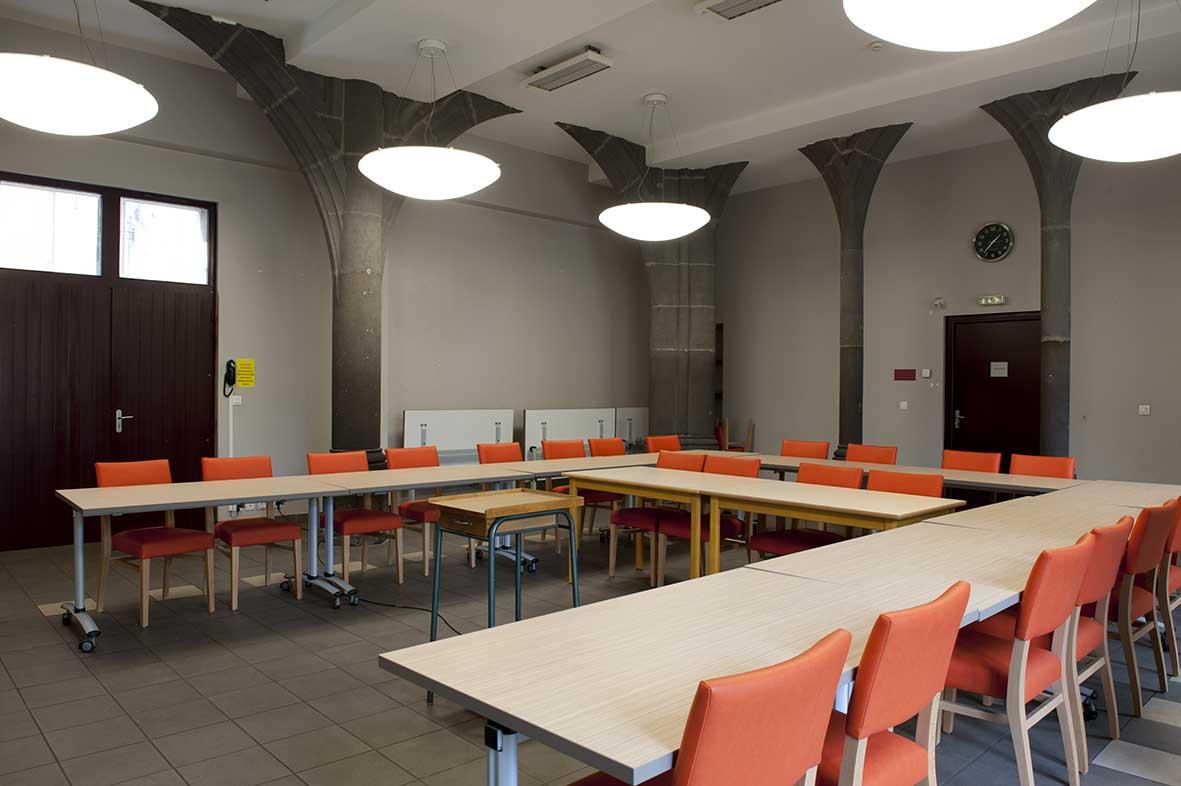 Salle Saint Eutrope