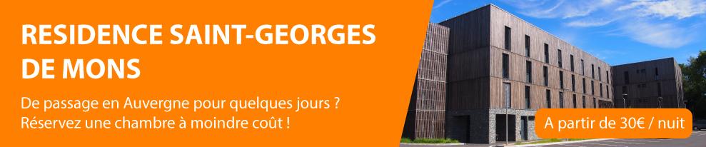 bandeau nuitée Saint Georges de Mons