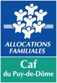 logo CAF puy de dome