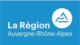 logo region Auvergne-Rhone Alpes