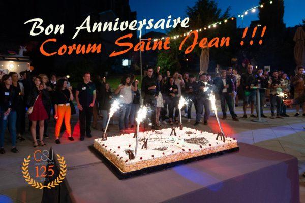 125 ans - Bon anniversaire CSJ